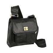 Gorgeous Leather Antony Messenger Bag