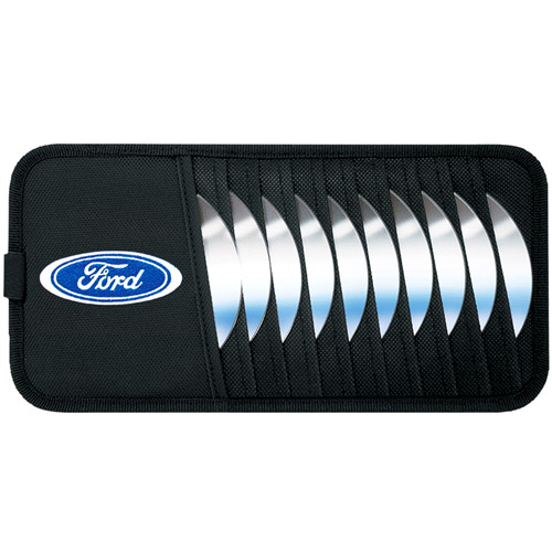 Plasticolor Ford CD Visor Organizer
