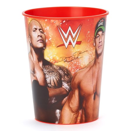 WWE Plastic Party Cup, 16oz. - Anything But Cups Party