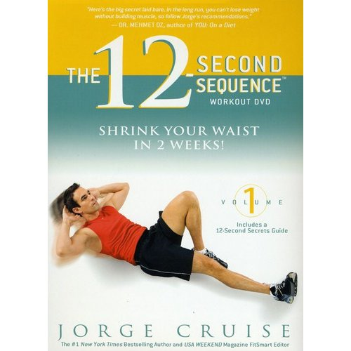 12 Second Sequence Workout, Vol. 1 (Widescreen) by HAY HOUSE INC