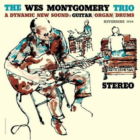 Wes Montgomery Trio (Vinyl) (Wes Montgomery Trio)