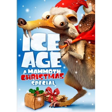 Ice Age: A Mammoth Christmas Special (DVD) ()