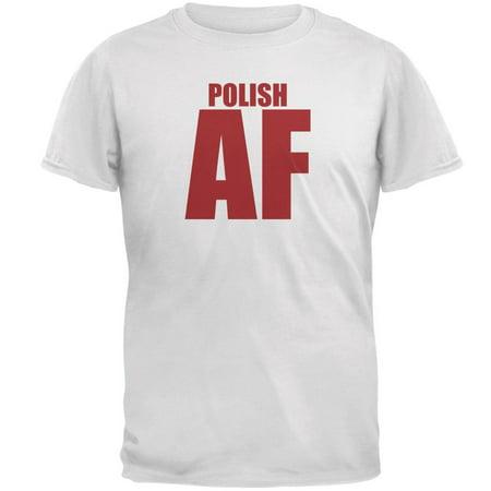 Af Shirt - Polish AF Mens T Shirt