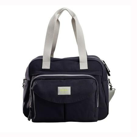 BÉABA Geneva Diaper Bag, Black