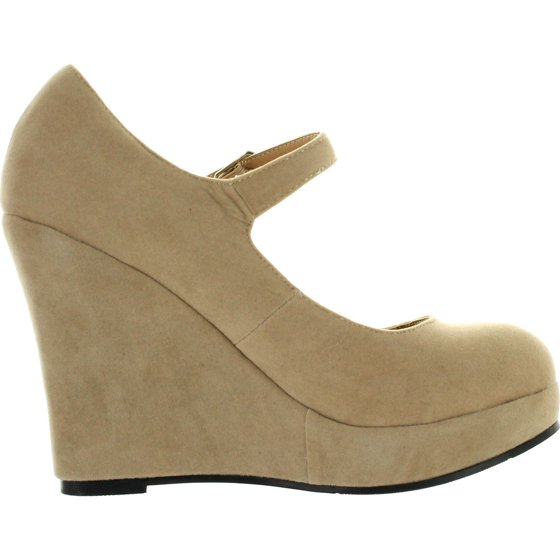 a41fd504cafb Bonnibel - Bonnibel Womens Dolly-1 Round Toe Mary Jane Platform ...