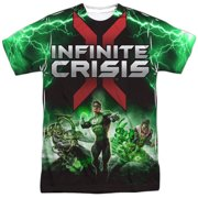 Infinite Crisis - Ic Green Lantern - Short Sleeve Shirt - Medium