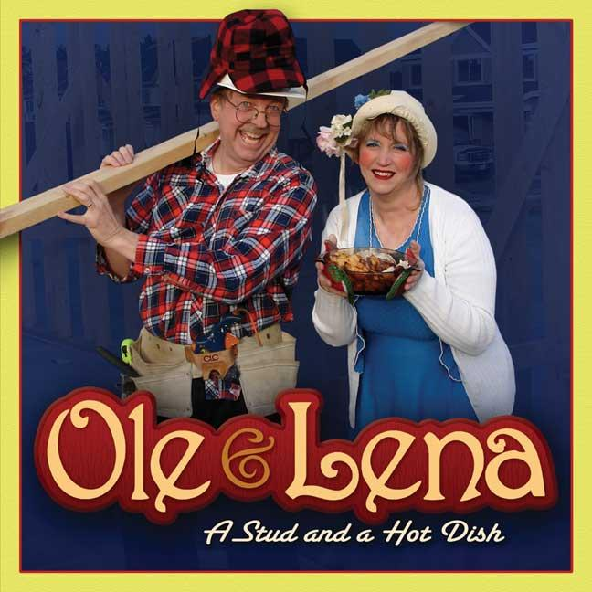 OLE & Lena: A Stud and a Hot Dish