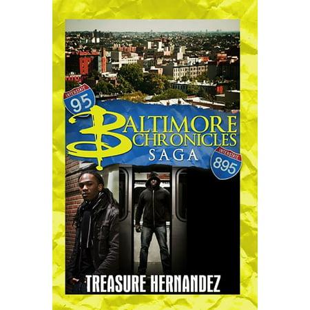 The Baltimore Chronicles Saga (America's Best Wings Baltimore)