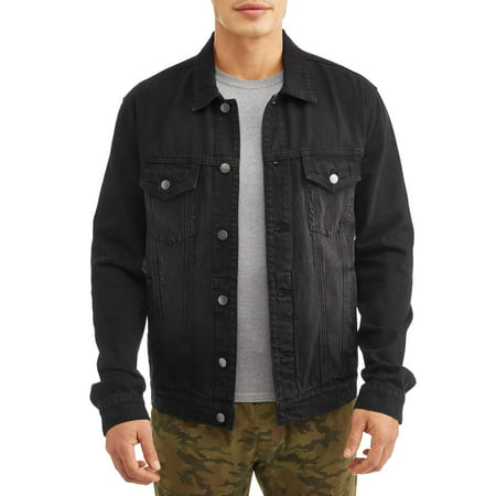 George Men's and Big Men's Denim Jacket