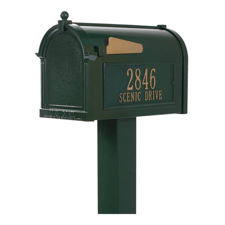 Personalized Premium Mailbox Package ()
