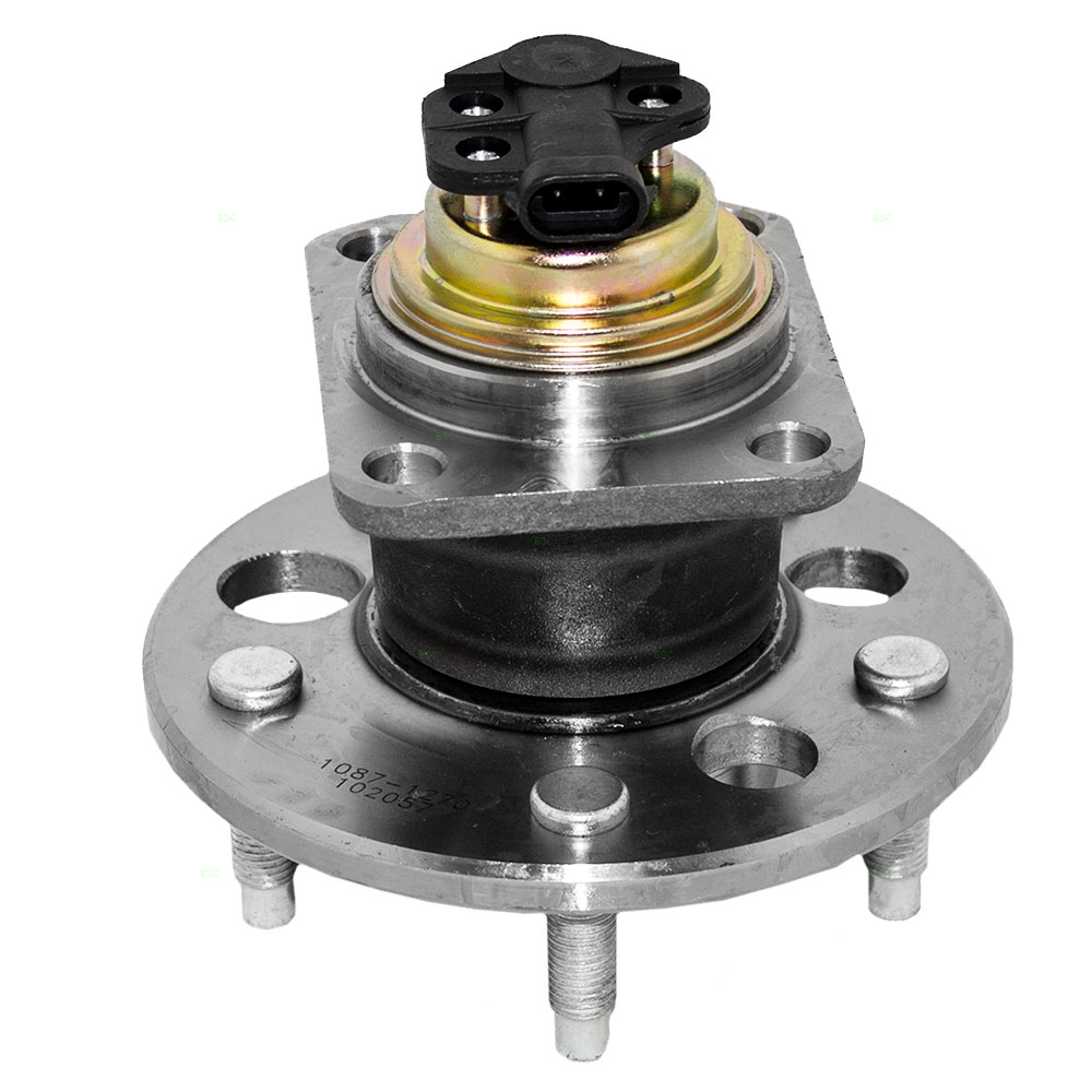 Rear Wheel Hub Bearing Assembly Replacement for Buick Cadillac Oldsmobile Pontiac 7470541