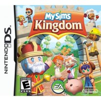 My Sims-Kingdom(DS) - Pre-Owned