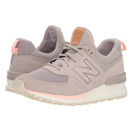 finest selection b7767 e8d24 NEW BALANCE 574 Sport Women | Flat White / Himalayan Pink (WS574PMC)  (9-Women)