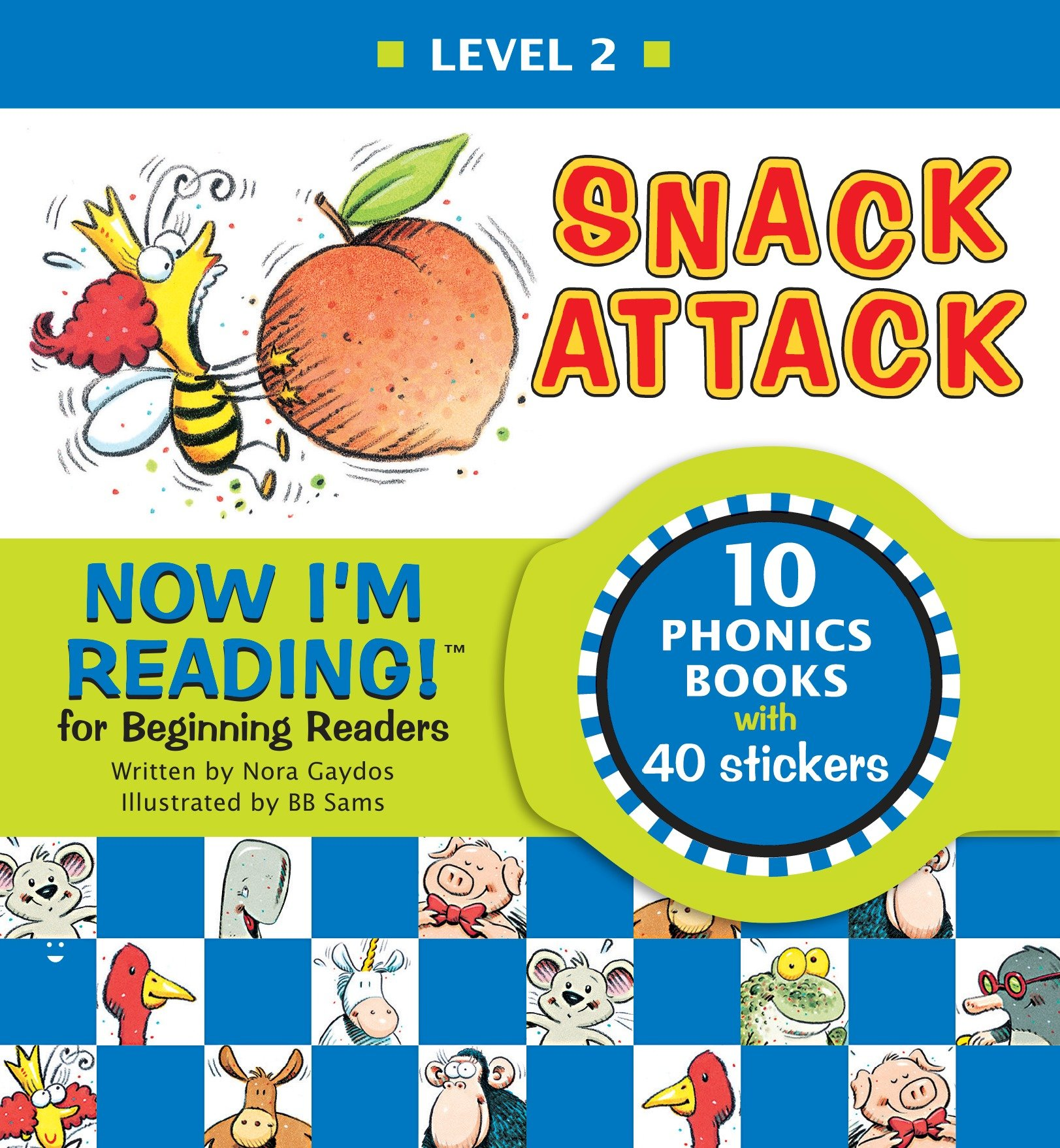 Snack Attack (Hardcover)