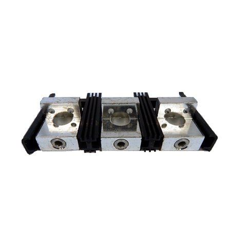3 Pole Type - 3TA401LDK MOLDED CASE CIRCUIT BREAKER PRESSURE TERMINAL - TYPE LD - 3 POLE 400 AMP 4/0 AWG TO 600 Kcmil