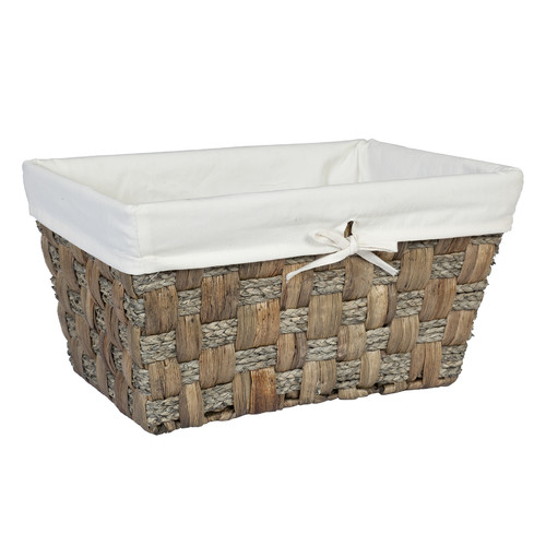 Creative Bath Java Towel & Utility Storage Basket