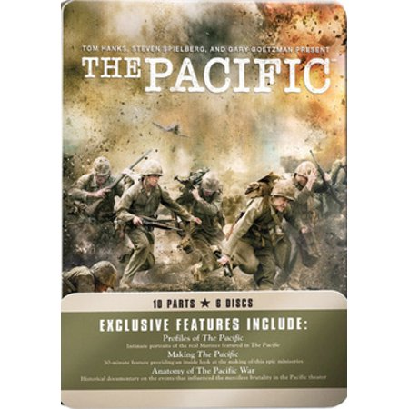 The Pacific (DVD) (Best Places To Stay Along The Pacific Coast Highway)