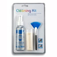 AmScope 3 in 1 Professional Cleaning Kit for Microscopes Cameras and Laptops
