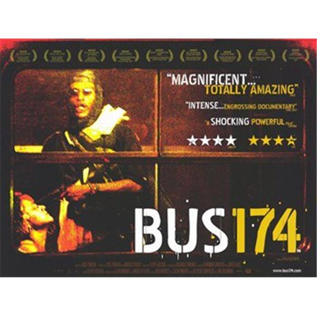 Posterazzi MOV221209 Bus 174 Movie Poster - 17 x 11 in. - image 1 de 1