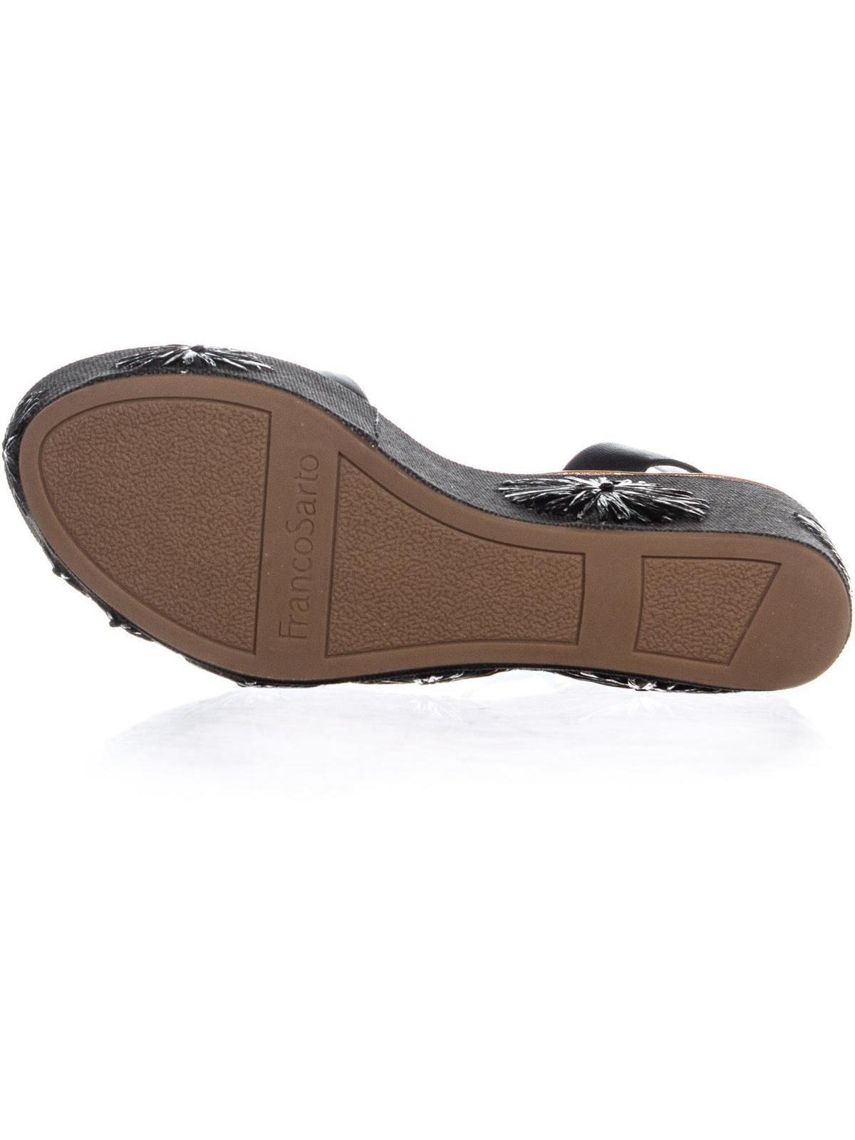 17b1ae917a7 Franco Sarto - Womens Franco Sarto Jovie Platform Wedge Sandals ...