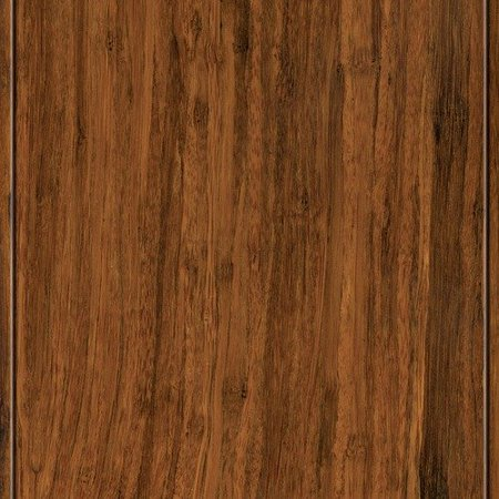 Home Legend Woven Engineered Click Lock Hardwood Flooring In Bamboo Toast W