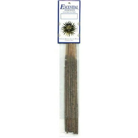 Ebony Opium - Escential Essences Incense - 16 Sticks - Escential Essences Cones