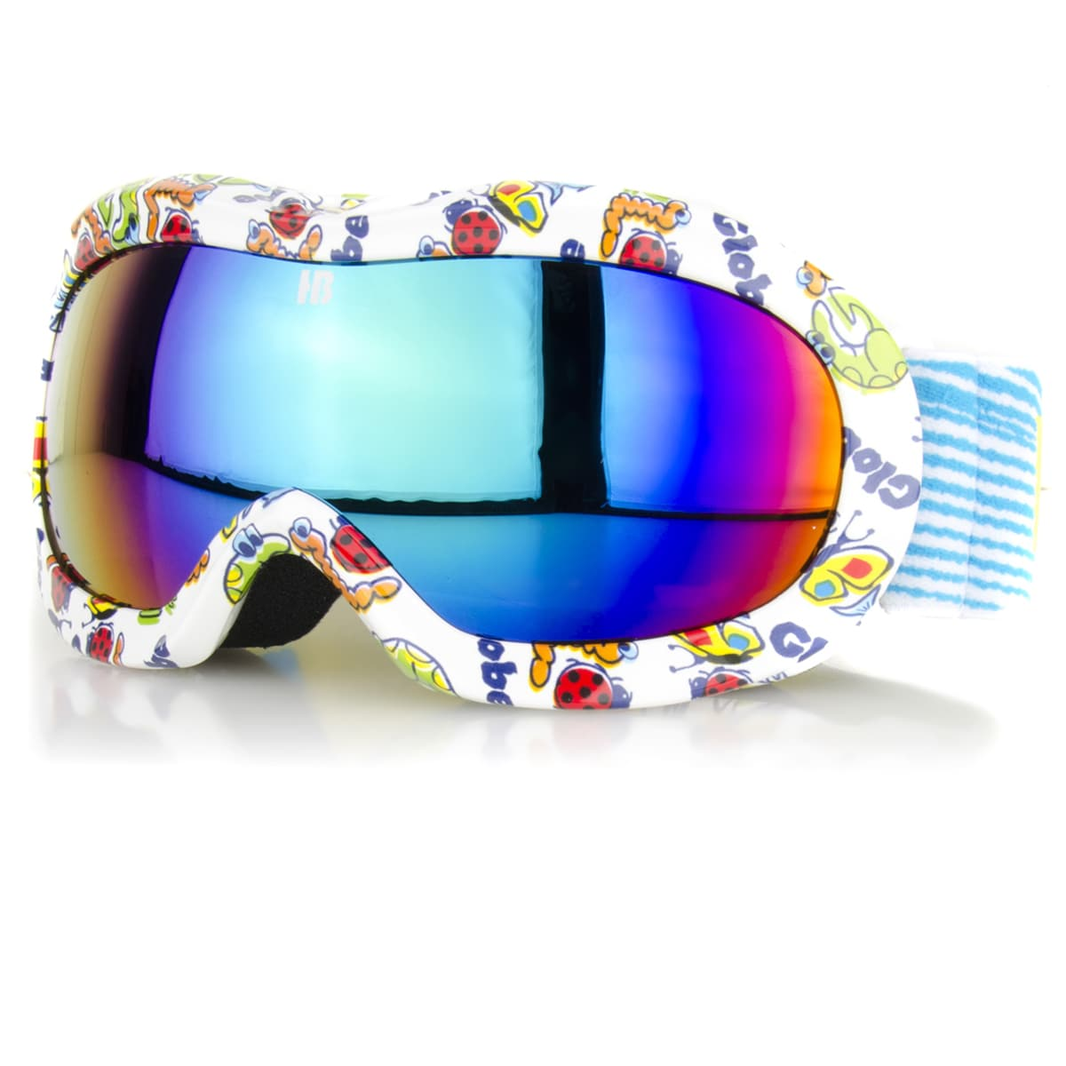 Crummy Bunny Children's Animals Ski Goggles Multi by Overstock