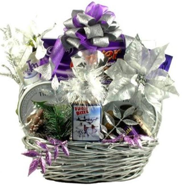 Gift Basket Village RaDaDe-Sm Small Razzle  Dazzle  Delights! Holiday Gift Basket