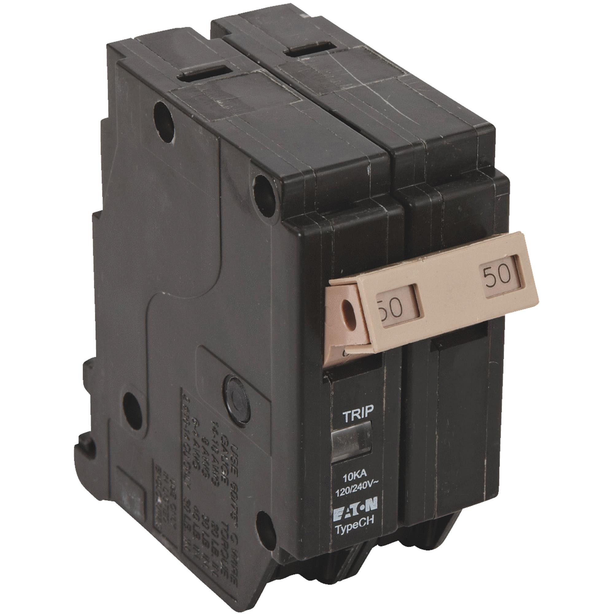 EATON CH250CS 50A DP Circuit Breaker
