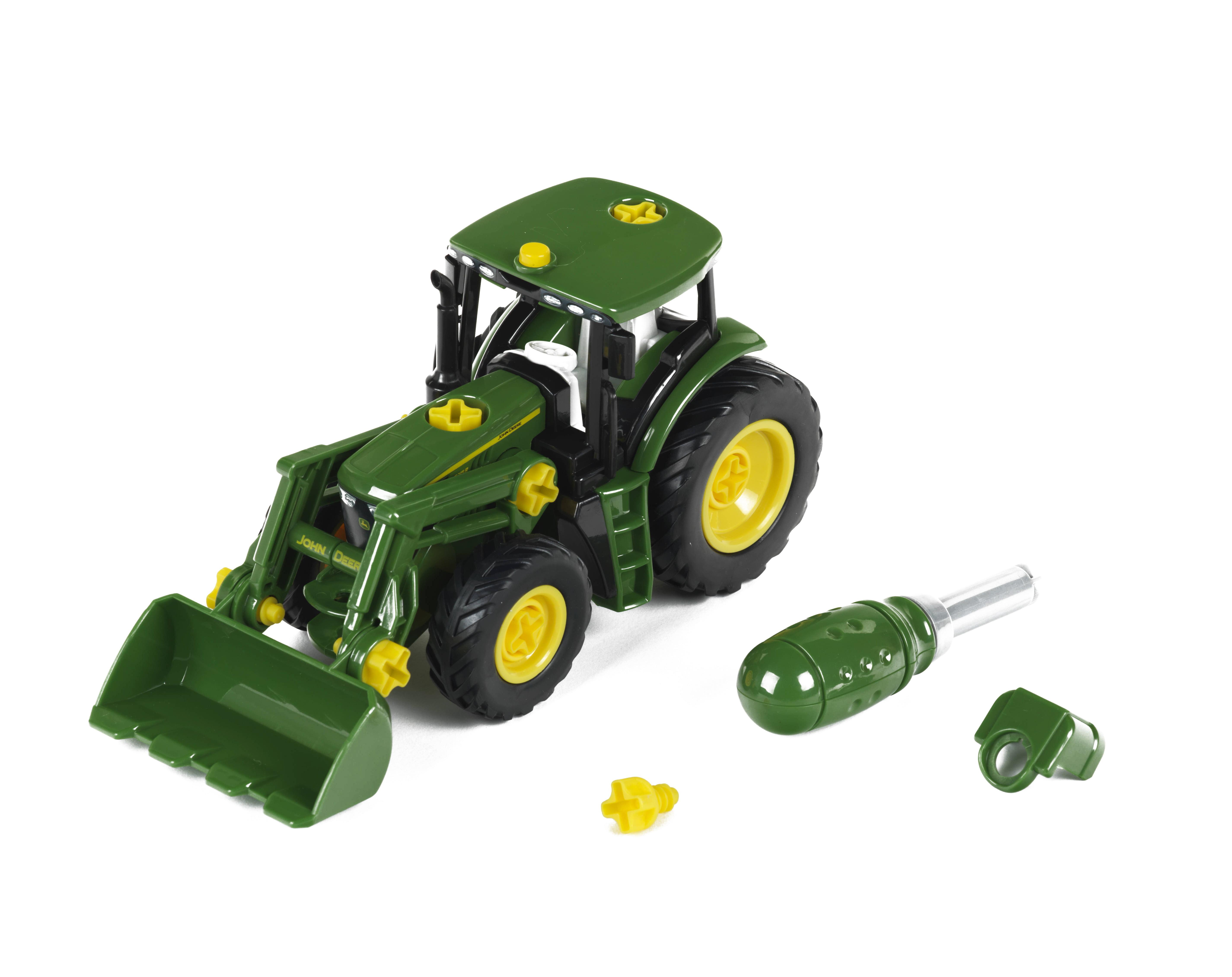 John Deere Tractor by Theo klein