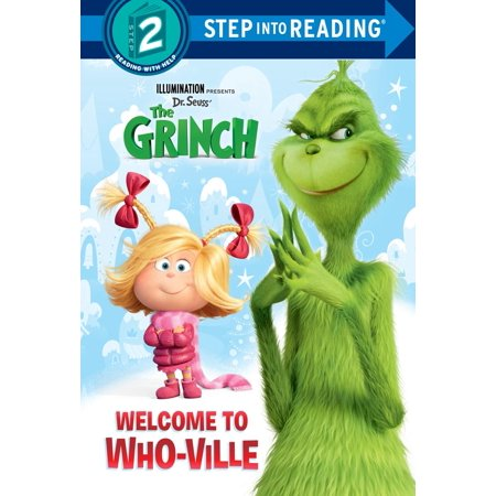 Welcome to Who-ville (Illumination's The Grinch) - eBook ()