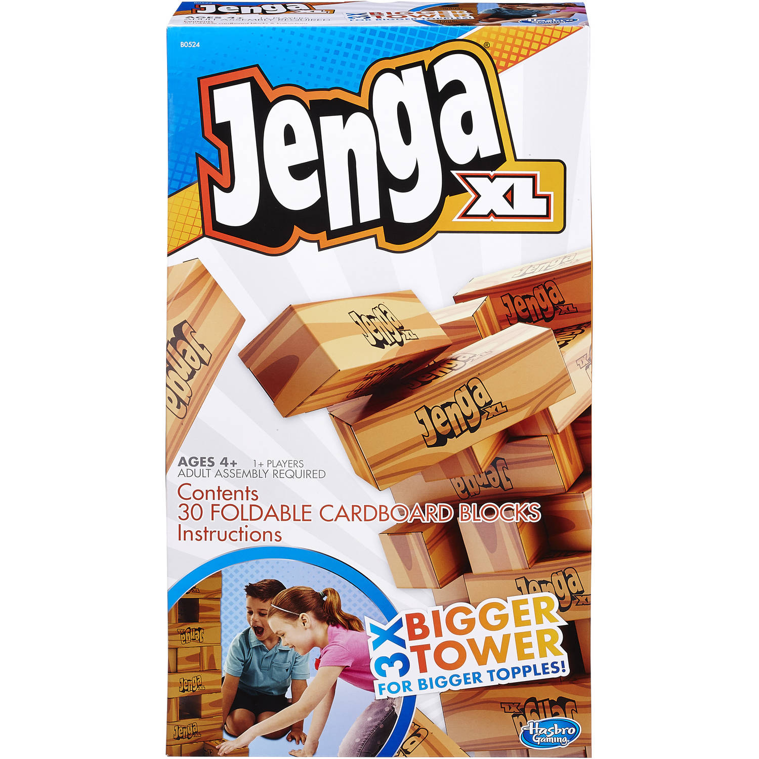 Jenga XL Game