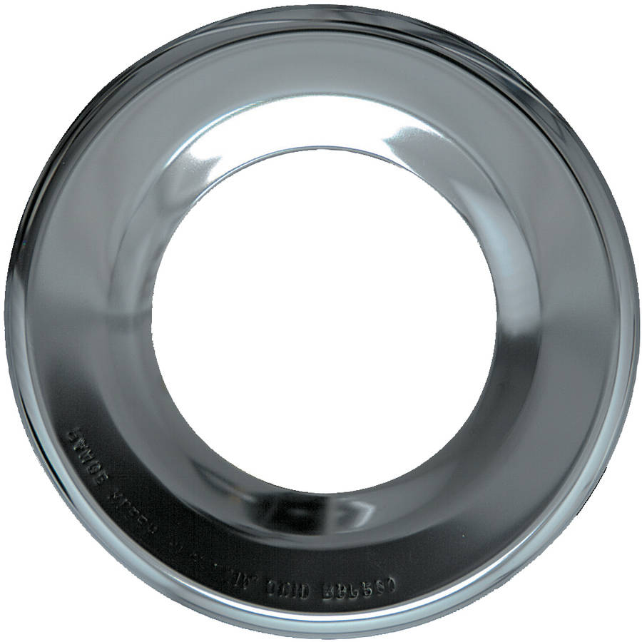 Range Kleen 1-Piece Drip Pan, Style H, Fits Round Burner Gas Ranges Amana, Magic Chef, Sunray, Tappan, Vesta, Wedgewood, Chrome