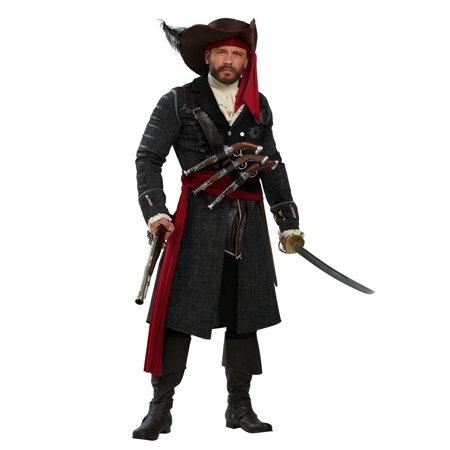 Blackbeard Costume for Men - Customes For Men
