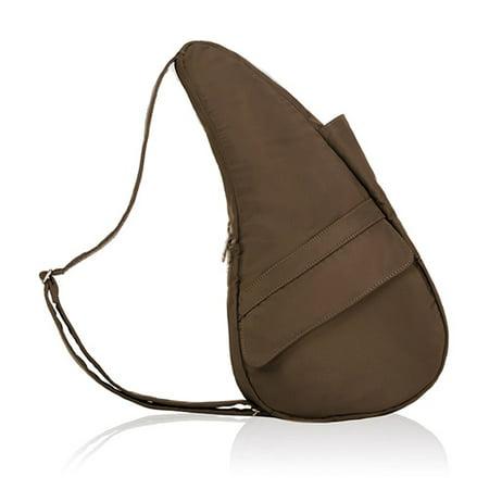 Extra Small Microfiber Healthy Back Bag - Chocolate Extra Small Microfiber Healthy Back Bag