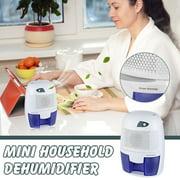 PVCS 22W Mini Electric Dehumidifier Compact & Portable Air Dehumidifier for Damp Air