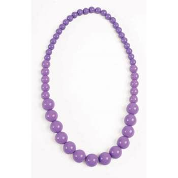 LAVENDER BIG PEARLS NECKLACE (Big Pearls Necklace)