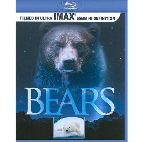 IMAX: Bears (Blu-ray) by