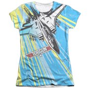 Top Gun Rad Jet Juniors Sublimation Shirt