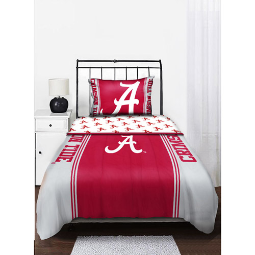 NCAA Alabama Crimson Tide Twin/Full Comforter