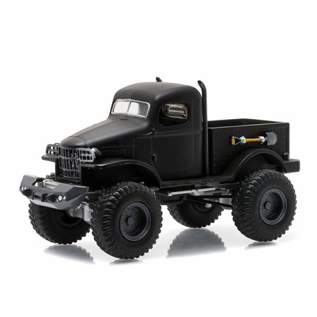 1941 Military 1/2 Ton 4x4 Pick Up Truck Black Bandit 1/64 by 27840 A, 1941 MILITARY 1/2 TON 4x4 * Black Bandit Collection Series 14 * 2016 Greenlight.., By Greenlight