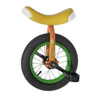"""Tini Uni - 12"""" Unicycle (Orange)"""