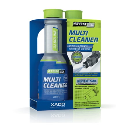 AtomEx Gasoline fuel system Multi Cleaner Treatment and Additive