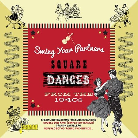 Swing Your Partners: Square Dances From The 1940s / Various (CD)