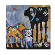 Artistic Home Gallery 'Proud Mom' by Jenny Foster Painting Print on Wrapped Canvas