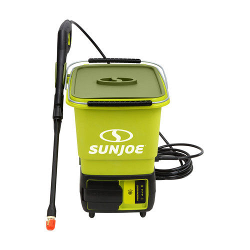 Sun Joe SPX6000C-XR 40V 5.0 Ah Cordless Lithium-Ion 1,160 PSI Pressure Washer Kit