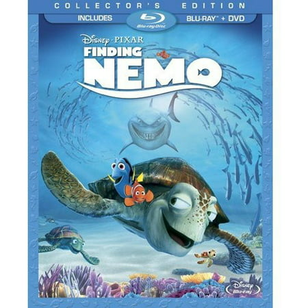 Finding Nemo (Blu-ray + DVD) - Nemo Full Movie Greek
