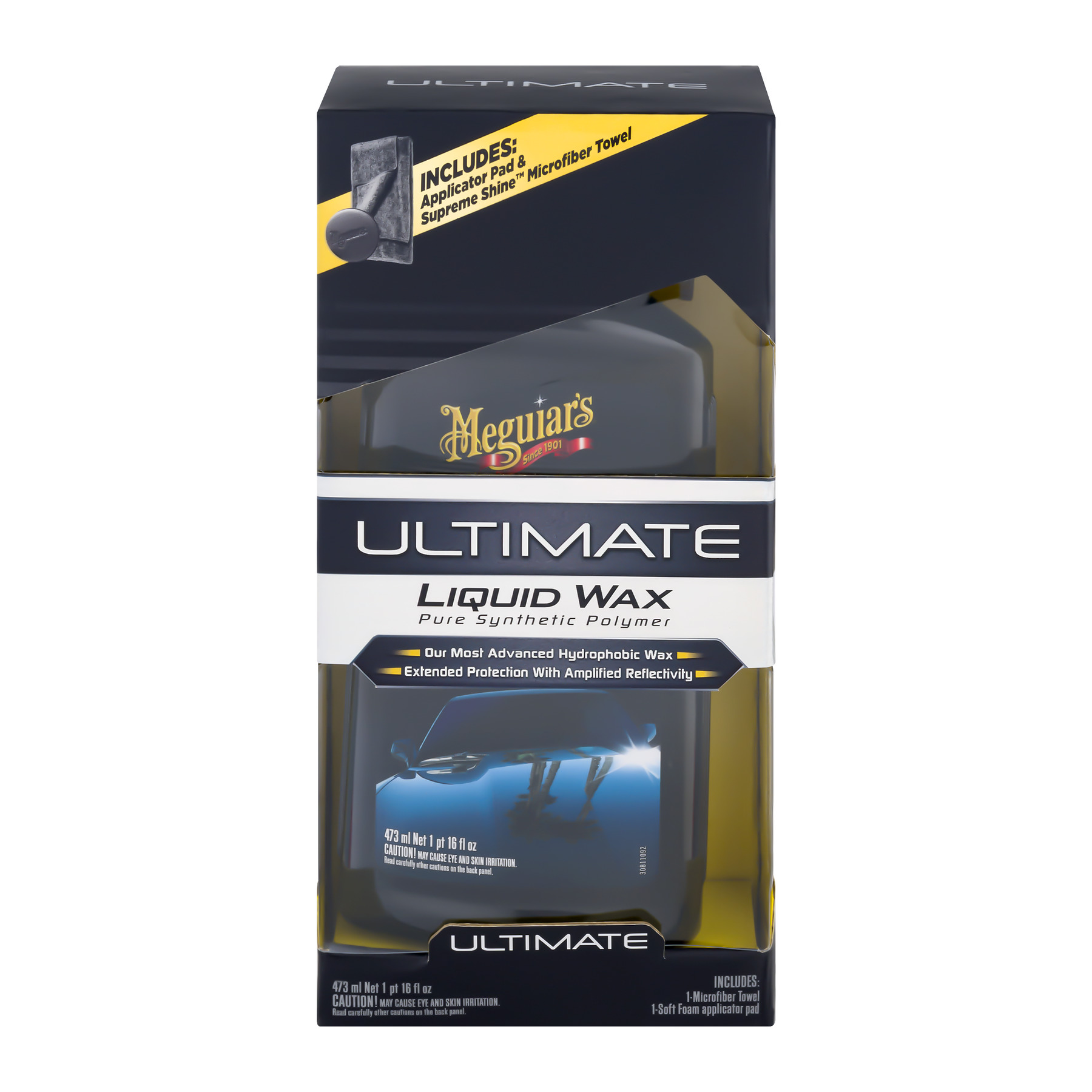 Meguiar's Ultimate Liquid Wax, 16.0 FL OZ