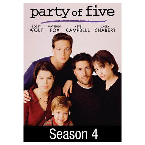 Party of Five: Season 4 (1997)