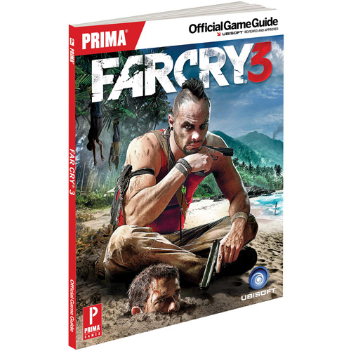 Prima Games Far Cry 3 Official Guide